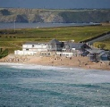 Fistral Beach Shops and Cafes