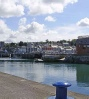 Padstow as seen from Harbour